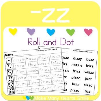 Roll and Dot:  -zz     MMHS40