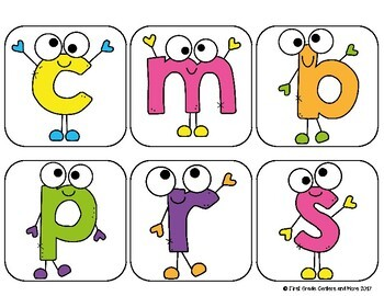 Roll and Find Short Vowels