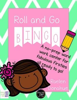 Roll and Go Bingo!