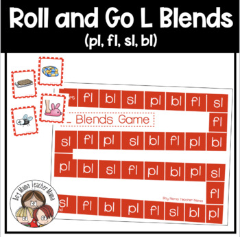 Roll and Go L Blends (pl, bl, fl, sl)