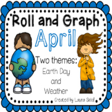 Roll and Graph April: Earth Day and Weather