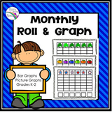 Bar Graphs * Bar Graphs Activities * Bar Graph Roll and Graph