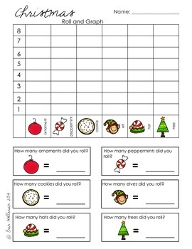 Roll and Graph for Winter
