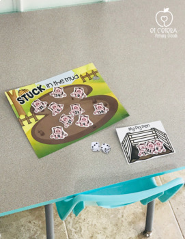Roll and Keep Addition Dice Games Bundle