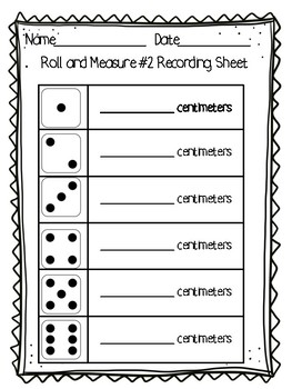 Roll and Measure