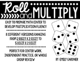 Roll and Multiply