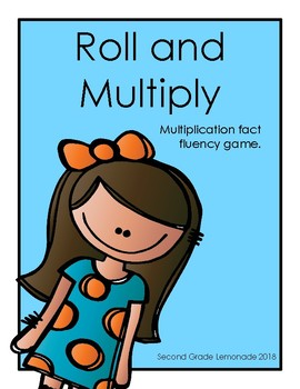 Roll and Multiply Dice Game