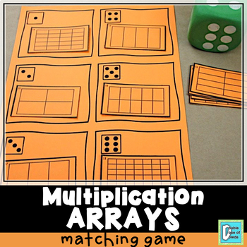 Arrays Roll and Play Dice Game