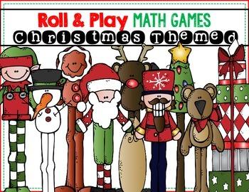 Roll and Play:  Christmas