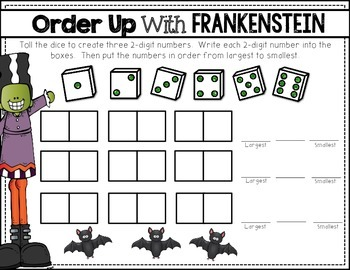 Roll and Play:  Halloween