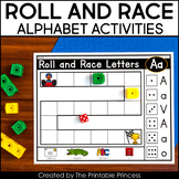 Roll and Race: A Letter Recognition Game