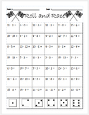 Roll and Race Subtraction