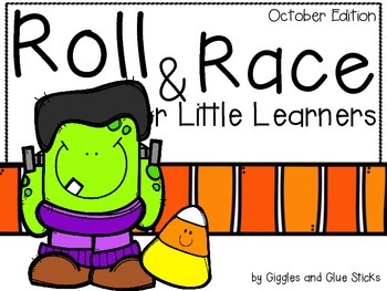 Roll and Race for Little Learners (October Edition)