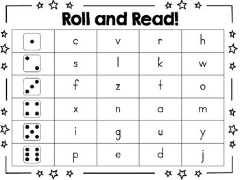 Roll and Read