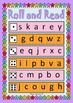 Roll and Read Alphabet Boards