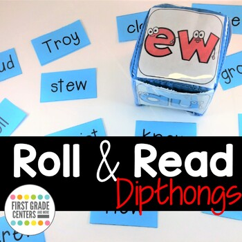 Roll and Read Diphthongs