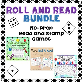 Roll and Read Bundle