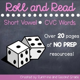 Roll and Read [CVC Words]