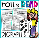 Roll and Read- Digraph Edition