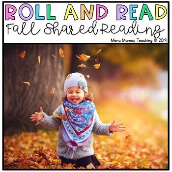 Roll and Read: Fall Shared Reading - Including Thanksgiving