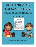 Roll and Read Fluency Builders