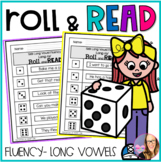 Roll and Read Fluency Edition Long Vowels