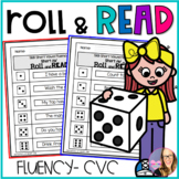 Roll and Read Fluency Edition Short Vowels