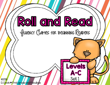 Roll and Read Game