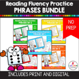 Roll and Read:  Fry Phrase Bundle {5 Sets with the First 500 Words}