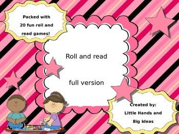 Roll and Read Full Version