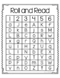 Roll and Read Letter Naming set 2
