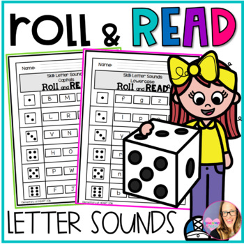 Roll and Read- Letter Sounds