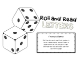 Roll and Read Letters