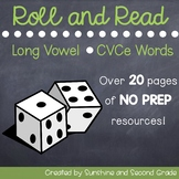 Roll and Read [Long Vowel CVCe Words]