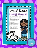 Roll and Read Long Vowels
