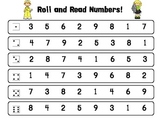 Roll and Read Numbers