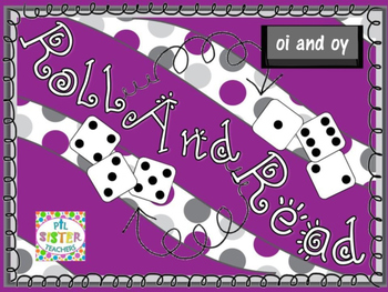 Roll and Read OI and OY  Interventions