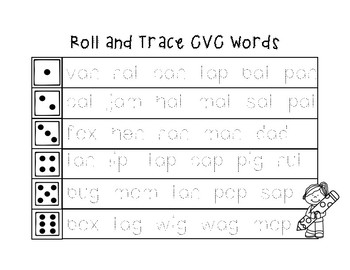 Roll and Read Packet