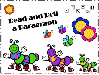 Roll and Read Paragraphs
