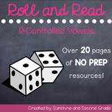 Roll and Read [R-Controlled Vowels]