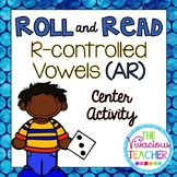 R-Controlled Vowels ('AR' Words and Nonsense Words) Roll a