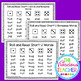 Short Vowels (CVC Words and Nonsense Words) Roll and Read Games
