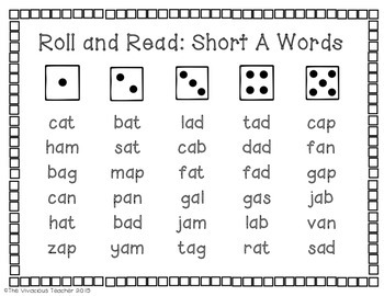 Short Vowels and Long Vowels