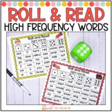 Roll and Read Sight Word Practice