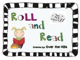 Roll and Read Sight Word Game