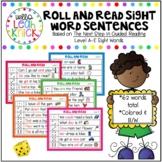 Roll and Read Sight Word Sentences - Jan Richardson Level A-E