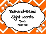 Roll-and-Read Sight Words Dolch BUNDLE