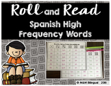 Roll and Read Spanish High Frequency Words