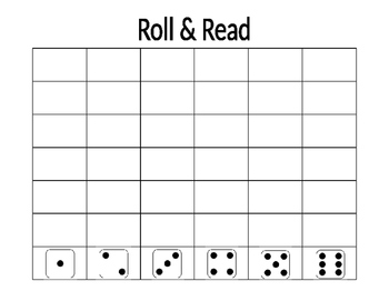 Roll and Read Template