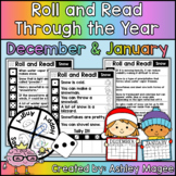 Roll and Read Through the Year: December and January Fluency Practice